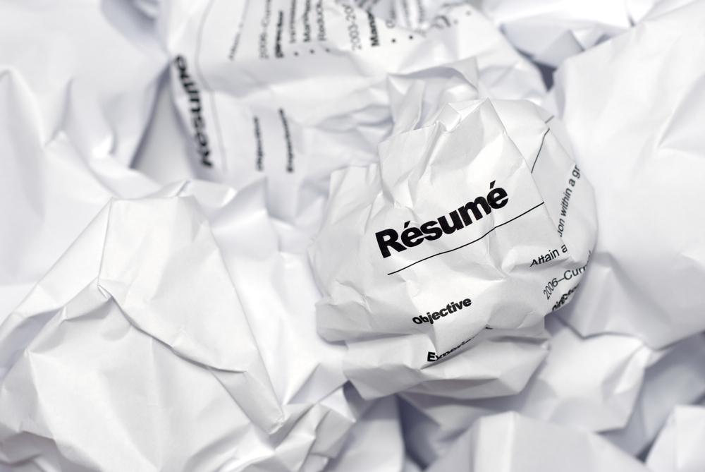Rahsia Menulis Resume Kerja Yang Baik